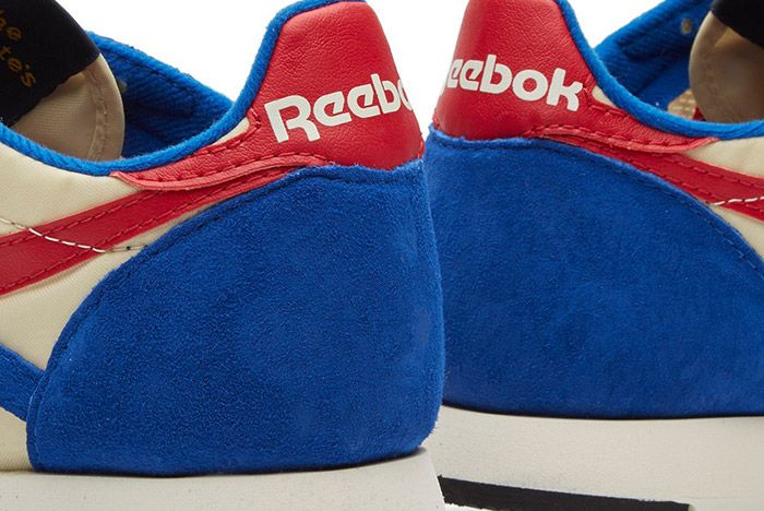 Reebok London Tc Vintage Red White Blue 3