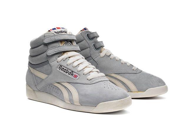 Reebok Freestylehi Vintage Grey Hero 1