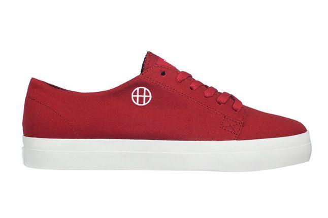 Huf Footwear Morton Ruby Herringbone Single 1
