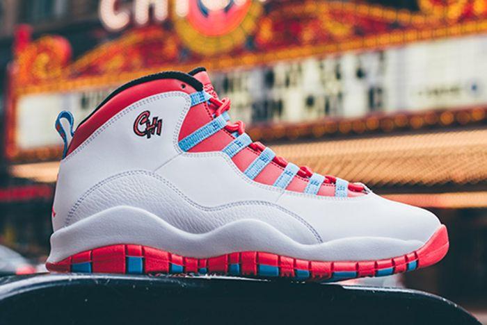 Air Jordan 10 Chi City11