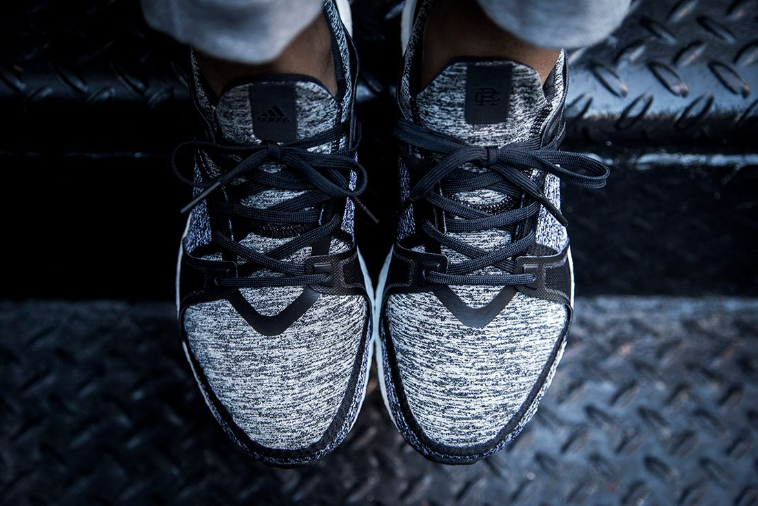Reigning Champ X Adidas Boost Pack 3