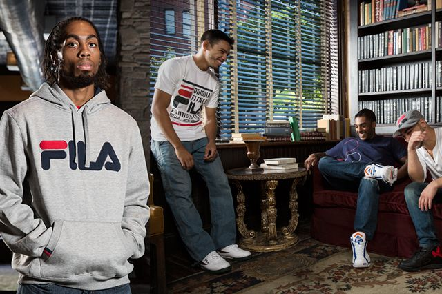 Fila Holiday 13 Apparel Collection