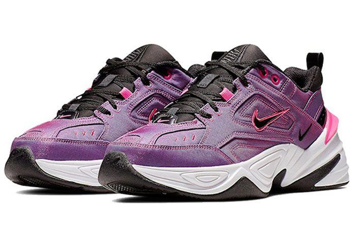 Nike M2K Tekno Laser Fuchsia Toe