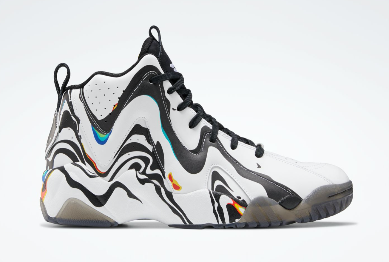 Reebok Kamikaze 2 Peace train