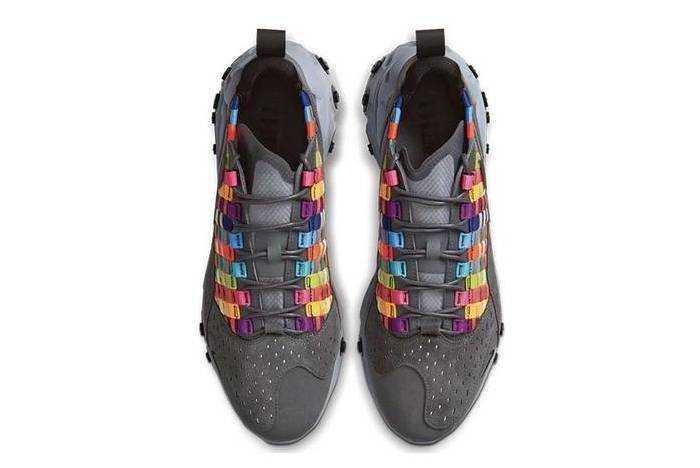 Nike React Sertu Iron Grey 3