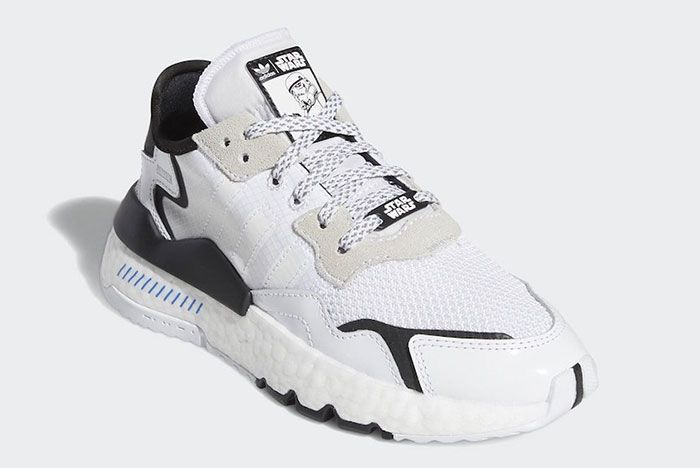 Star Wars Adidas Nite Jogger Storm Trooper Fw2284 Release Date 2Official