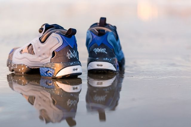 Packer Shoes Stash Reebok Pump Fury 5