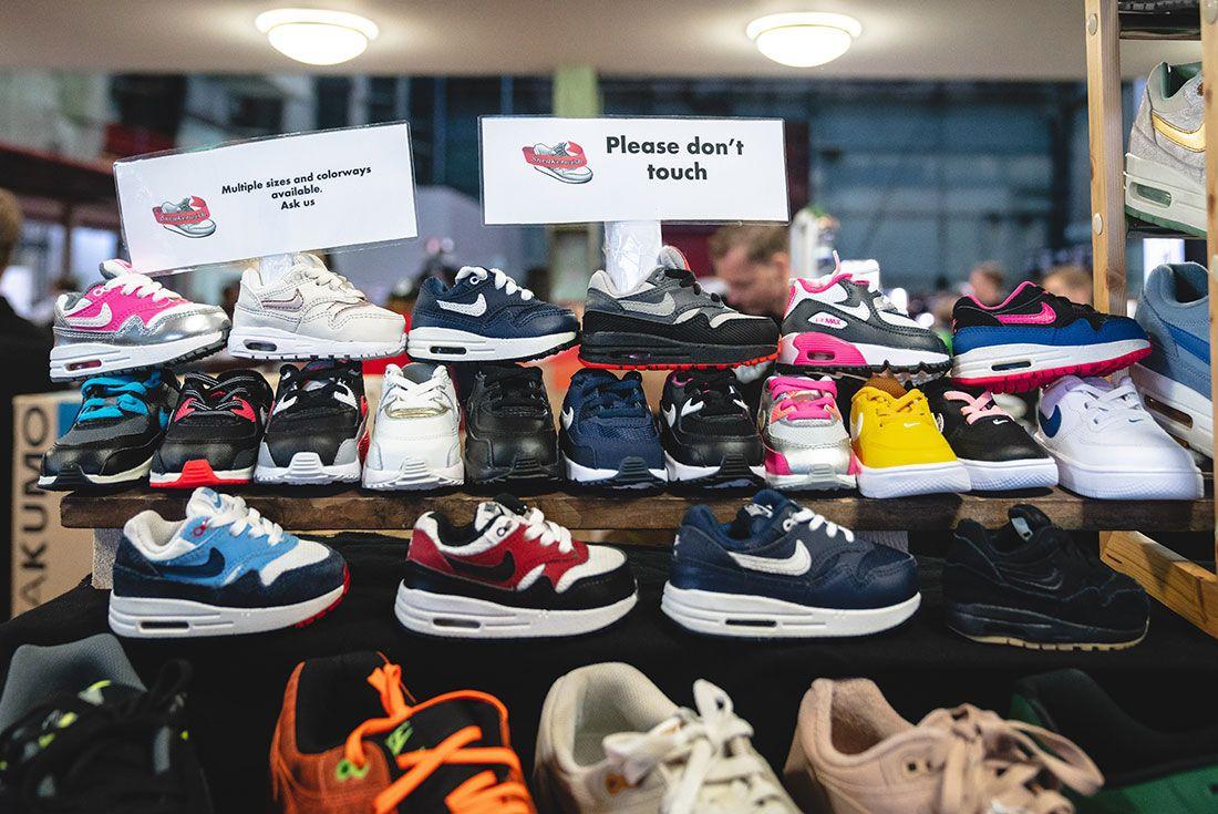 Sneakerness Rotterdam 2019 Sneaker Freaker Recap19