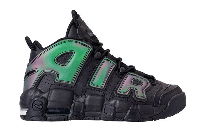 Nike Air More Uptempo Iridescent7