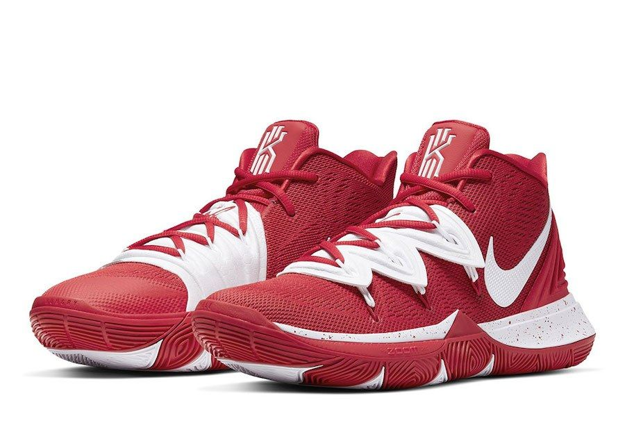 Nike Kyrie 5 Team Bank Left