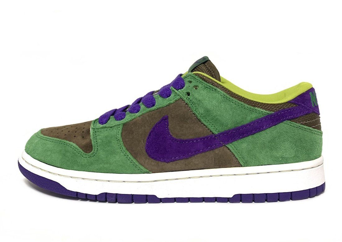 First Look: The Nike Dunk Low 'Veneer'