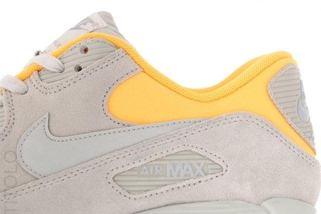 Nike Air Max 90 Laser Orange Detail
