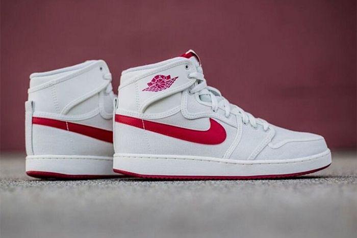 Air Jordan 1 Ko Varstiy Red 4