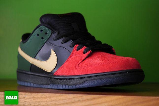 Nike Bhm Dunk Low Pro Sb Angle 1