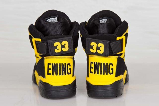 Ewing Athletics Ewing 33 Hi Dandelion Bumper 2