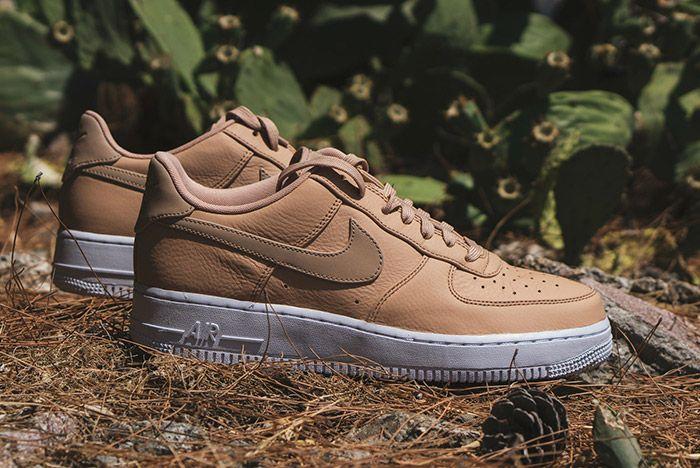 Nike Air Force 1 07 Premium Vachetta Tan Leather 1