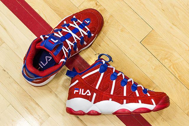 Ubiq X Packer Shoes X Fila Spaghetti Filadelphia 6
