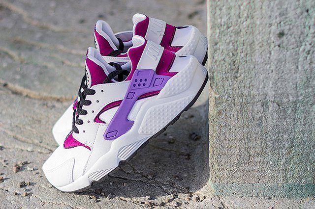 Nike Air Huarache Bright Magenta Purple 5