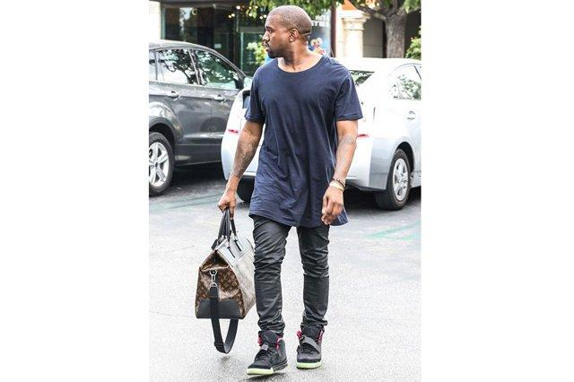 Kanye West Sneaker Style Air Yeezy 2 Black