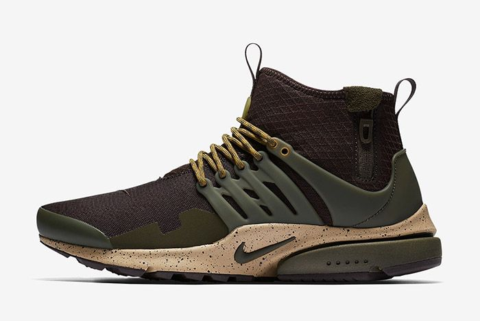 Nike Presto Mid Utility 11