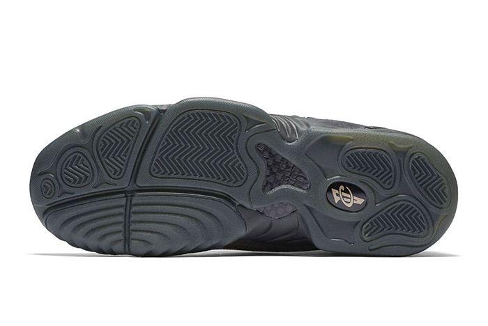 Nike Air Penny 4 Copper Grey 1