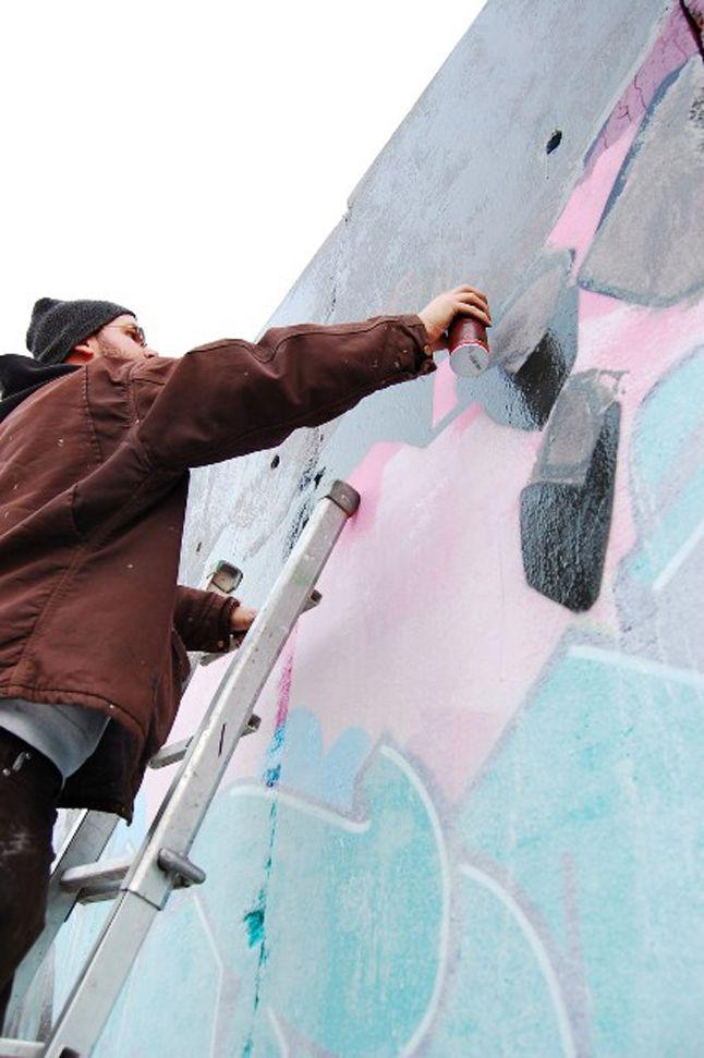 Overkill Berlin Wall 11 1