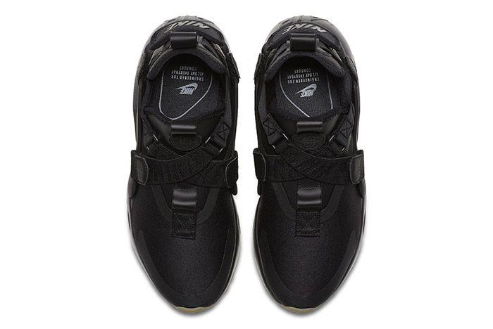 Nike Air Huarache City Black 4