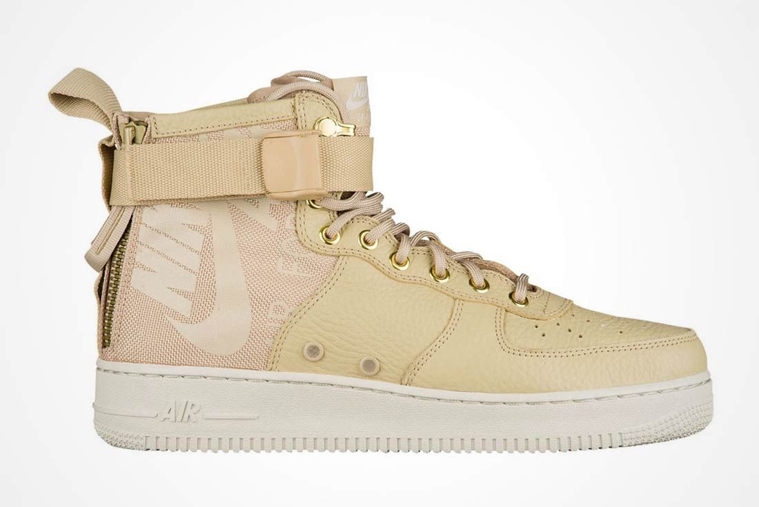 Nike Sf Air Force 1 Mid 5