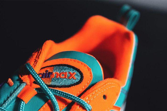 Nike Air Max 98 Qs Cone Tour Yellow Hyper Grape Sneaker Freaker 3