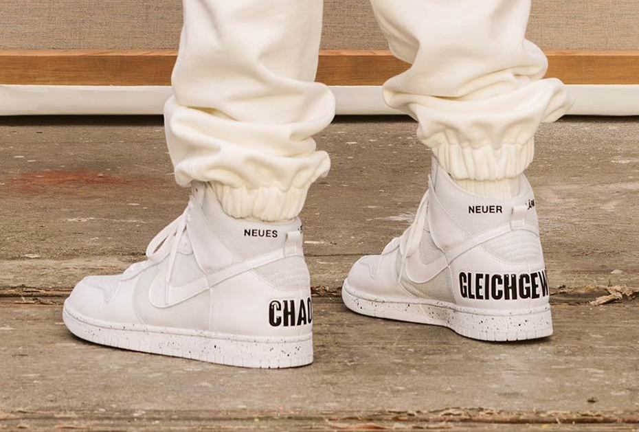 Undercover x Nike Dunk High