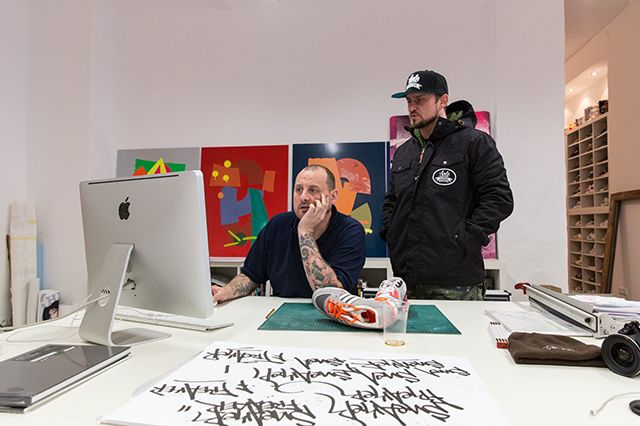 Interview Snkr Frkr Germany Talk Graff And Sneaks With Atom And Besser 25