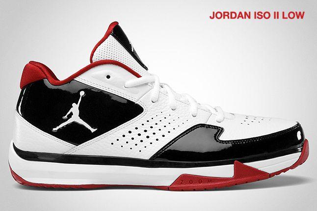 Jordan Brand July 2012 Preview Jordan Iso Ii Low 2 1