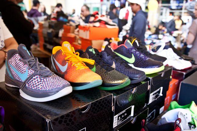Sneaker Freaker Swapmeet 2011 111 1