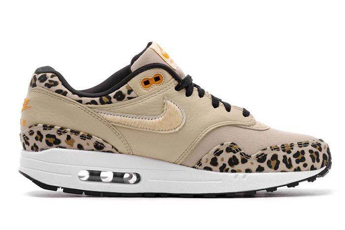 Nike Air Max 1 Leopard Side Shot 1