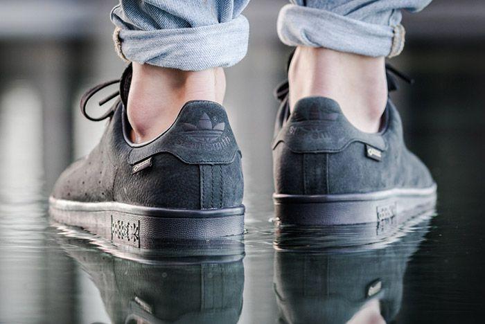 Adidas Stan Smith Gore Tex Core Black 2