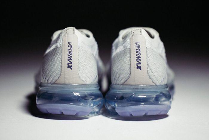 Nike Lab Air Vapor Max Womens White Blue5