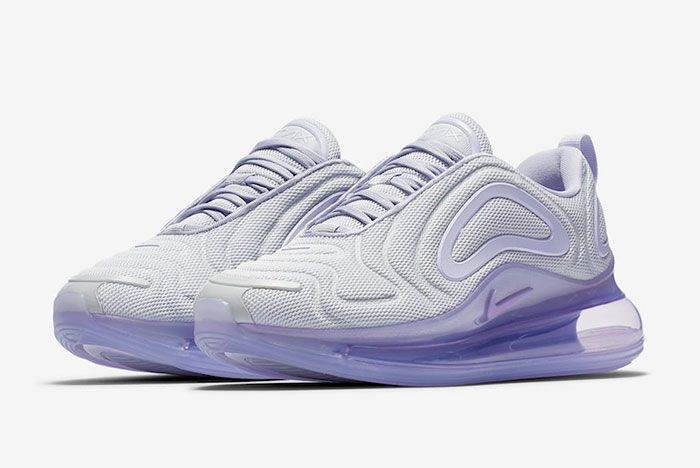 Nike Air Max 720 Oxygen Purple Ar9293 009 Front Angle Shot 1