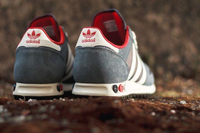 Adidas La Trainer Light Scarlet 5
