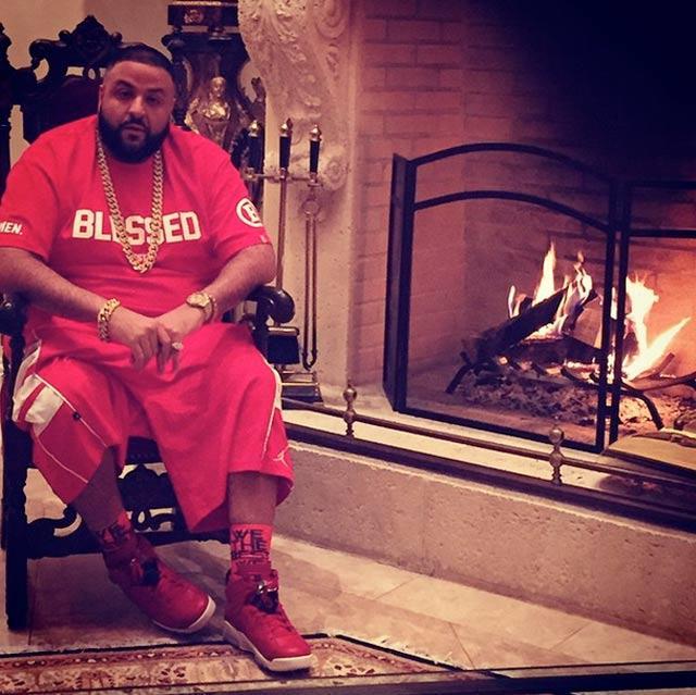 Sneaker Style Profile Dj Khaled 34