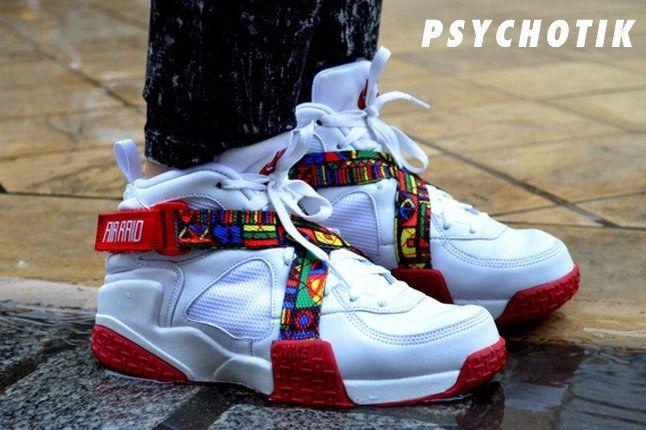 Psychotik Nike Air Raid 1