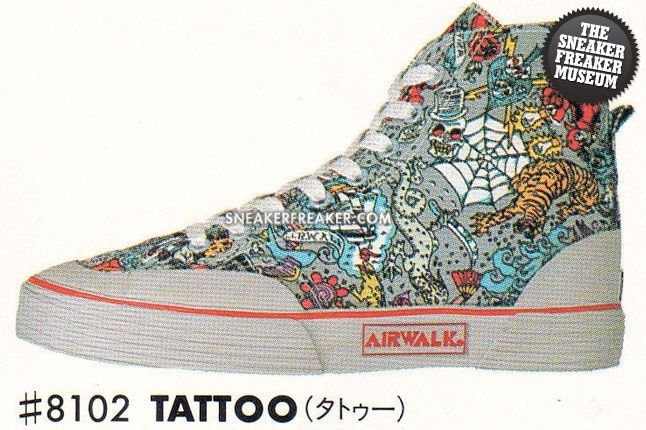 Airwalk Tatoo 1