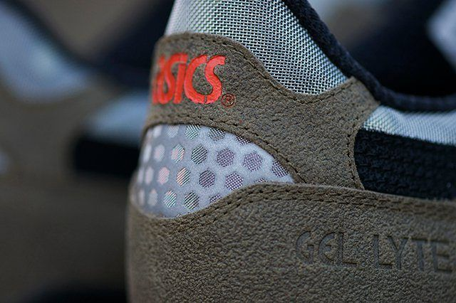 Bait X Asics Gel Lyte Iii Basics Model 002 Guardian 7