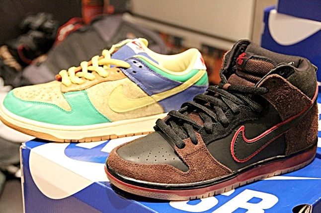 Nike Dunk Sb Brooklyn Projects Reign In Blood Release Event Recap 3 1
