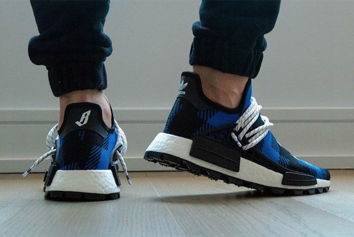 Billionaire Boys Club Adidas Nmd Hu Heart Mind Blue Black Release Date 2