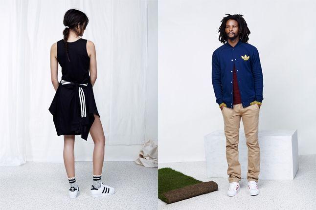Adidas Originals Superstar Lookbook 2