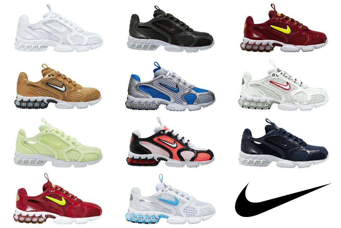 Nike Zoom Spiridon Cage 2 2020 Lineup Sneaker Freaker