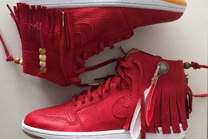 Air Jordan 1 Bufallo Moc