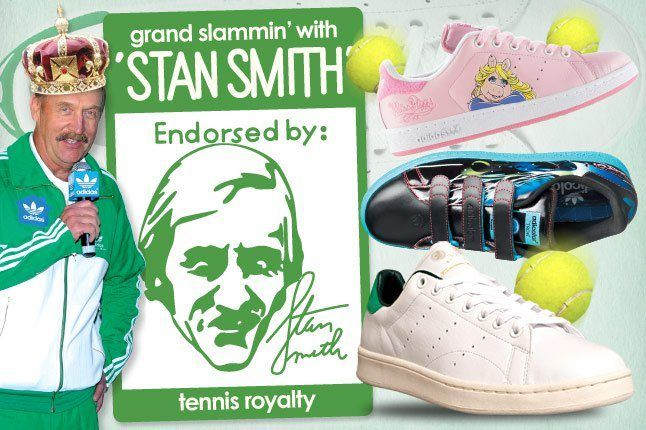 Grand Slammin With Stan Smith 1