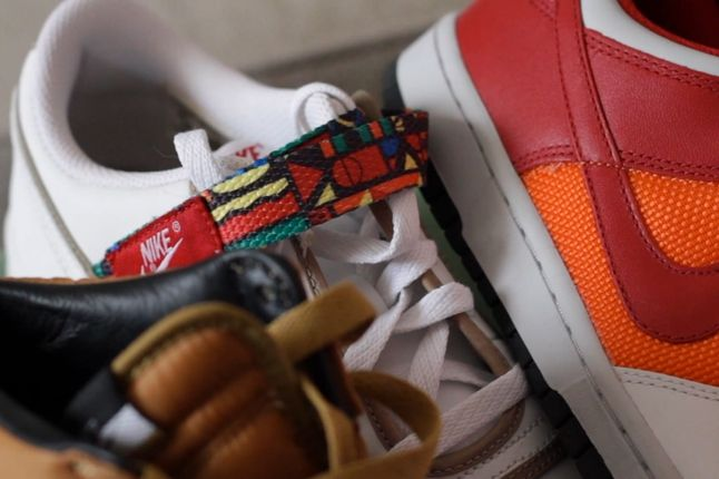 Sneakerliv Nike Vandal Low 1