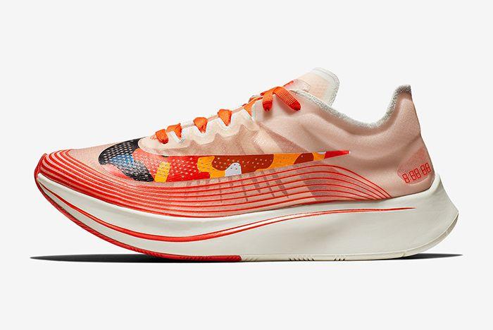 Nike Zoom Fly Sp Camo Swoosh 1